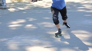How to Turn from Backward to Forward | Roller-Skate