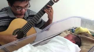 Khưu đức Hải - Recuerdos De La alhambra - Francisco Tarrega