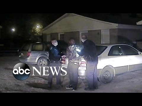 Newly-Released Video Of A Deadly Police Shooting