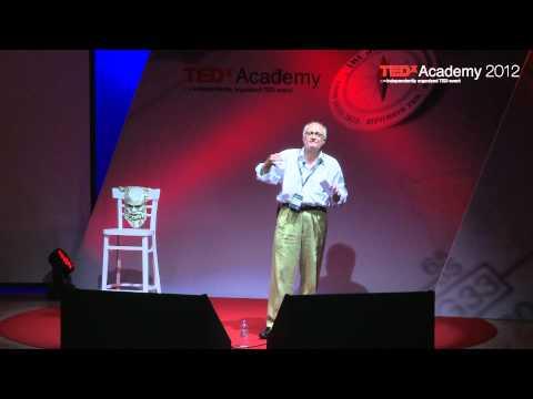 Socrates now: Yannis Simonides at TEDxAcademy