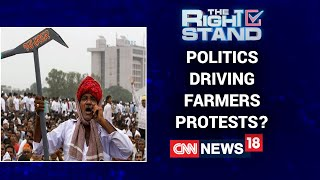 The Truth On Farmers Protest: Are The Protests Politicized? | The Right Stand With Anand Narasimhan