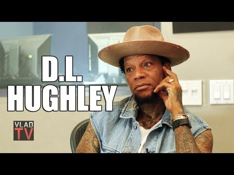 D.L. Hughley on Initially Thinking O.J. Was Innocent, Now Thinks He Did It  (Part 1)