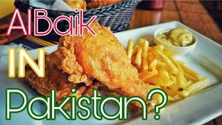 AL- BAIK IN PAKISTAN🇵🇰?  Roosters   Food review