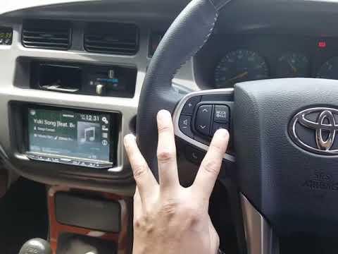 Toyota Kijang LGX Custom Steering Wheel (use Innova Reborn Steer) By #modifiesby