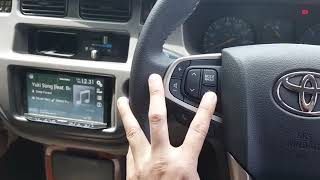 Video Toyota Kijang LGX custom steering wheel (use innova reborn steer) by #modifiesby download MP3, 3GP, MP4, WEBM, AVI, FLV Juli 2018