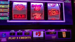 Wheel Of Fortune $50/Spin - Coin O Mania High Limit Slot Play