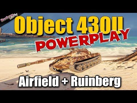 WOT: Object 430U, World of Tanks best games