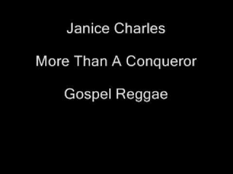 Janice Charles- More Than A Conqueror
