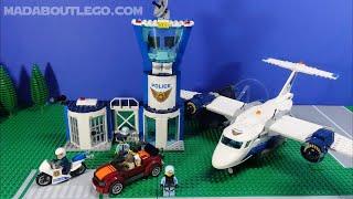 LEGO City Sky Police Air base Station 60210