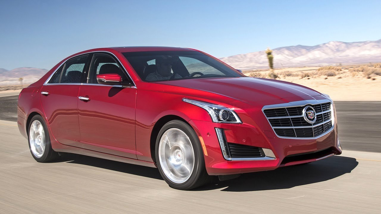 2014 Cadillac CTS Wins Motor Trend Car of the Year  YouTube