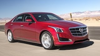 2014 Cadillac CTS Wins Motor Trend Car of the Year!