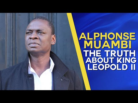 Dutch-Congolese Speaker reveals the truth about King Leopold II and Congo Free State