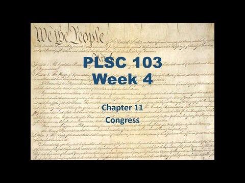 Crowder College - PLSC 103 - Larry Nichols - Week 4 - Part 1