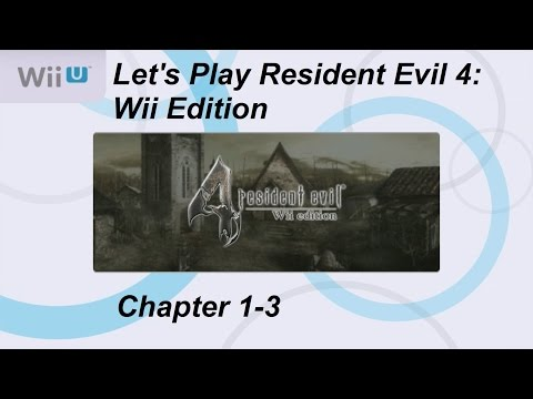 Let's Play Resident Evil 4: Wii Edition in Professional Mode - Chapters 1-3