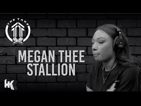 Megan Thee Stallion Freestyle (The Take)
