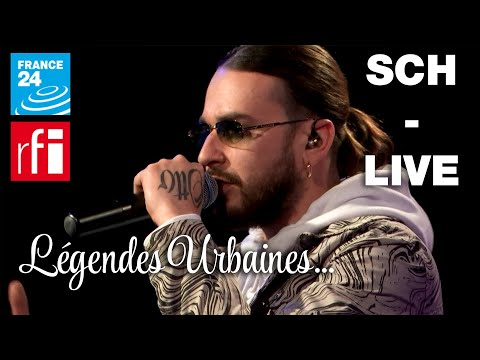 Youtube: Légendes Urbaines: SCH – Parano (Live)