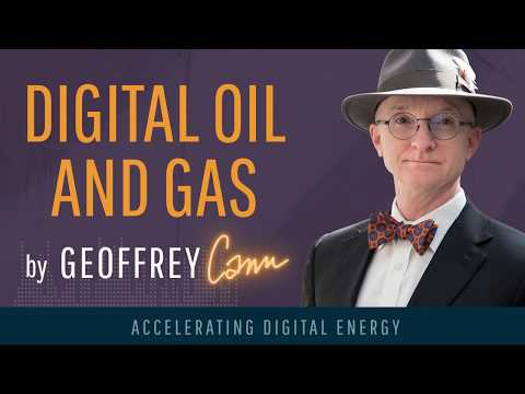 71 - KEYNOTE FOR THE UP CONFERENCE, CALGARY — DIGITAL OIL AND GAS