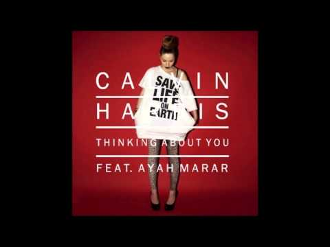 Calvin Harris   Thinking About You Ft  Ayah Marar (Julien Kern & Greg Gyll Remix)