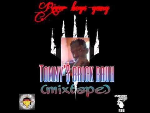 King Savage RBG ''Goldie'' (remix) (Tommy'$ Brick Bruh mixtape) prod. @jay's studio pt.1