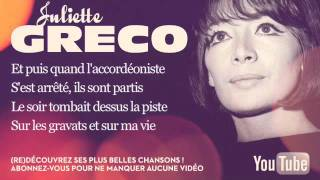 Juliette Gréco - C