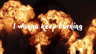 Sia - House On Fire (Lyrics)