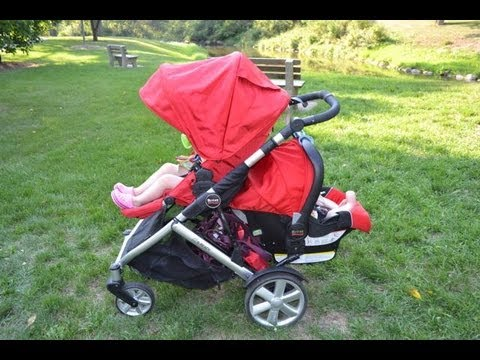 britax b ready stroller review toddler infant youtube. Black Bedroom Furniture Sets. Home Design Ideas