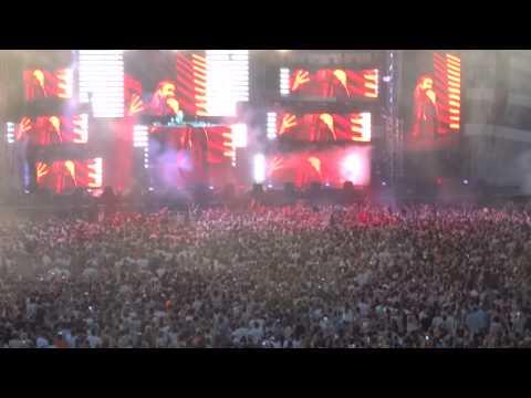 DAVID GUETTA World Club Dome Big City Beats 2015