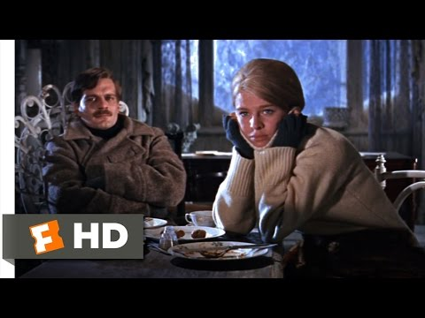 Doctor Zhivago (8/10) Movie CLIP - Lovely to Have Met Before (1965) HD