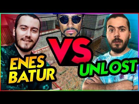 ENES BATUR vs UNLOST Nusret İddialı Half-Life