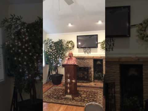 Pastor Gaile Howell - March 27th, 2017
