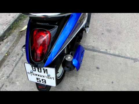 www.akecycle.com Honda Scoopy I มือ2 สภาพเยี่ยม