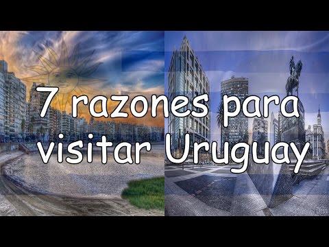 7 razones para visitar Uruguay en 2017, según CNN