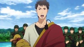 TVアニメ『GATE(ゲート) 自衛隊 彼の地にて、斯く戦えり』 第2クールPV thumbnail