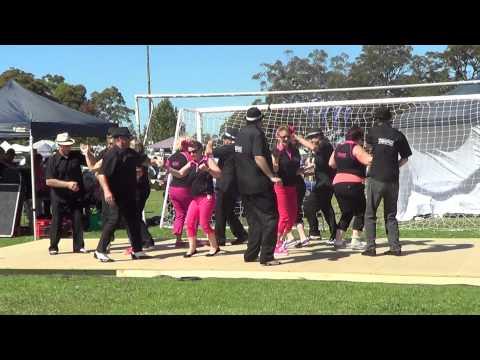 Born to Boogie Demo - Whitesands Carnival 2013 Charleston Progressive