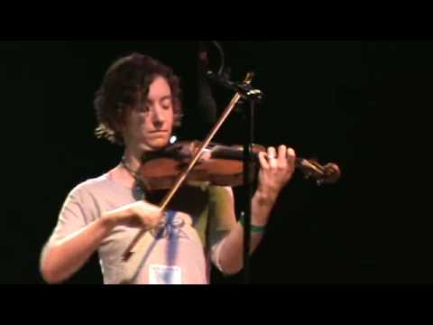 Rayna Gellert, Clifftop 2008 Fiddle Finals
