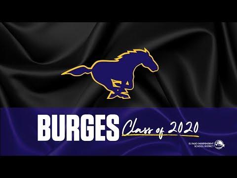 Burges High School Graduation