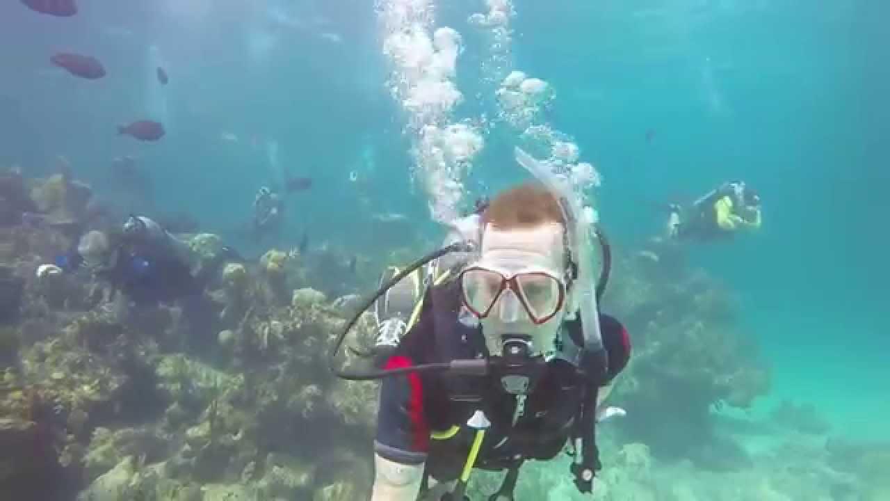 Nassau, Bahamas Scuba Diving