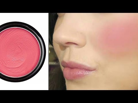 How to make Cream Blush at home