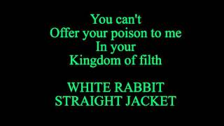 White Rabbit by Egypt Central Lyrics