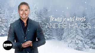 André Hazes - Ik Mis Je Met Kerst (Lyric video)