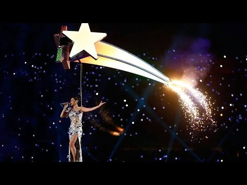 Katy Perry - Super Bowl [4K Quality 2160p]