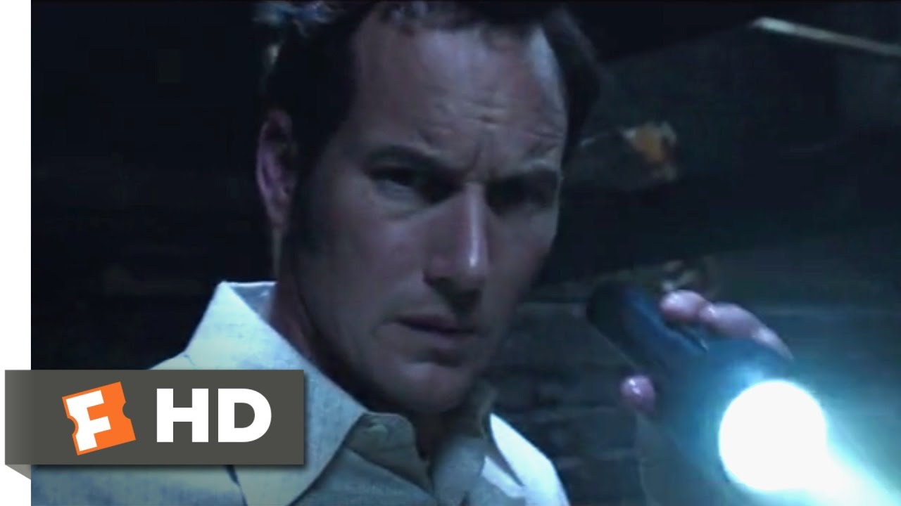 Download The Conjuring 2 (2016) - Ghost in the Water Scene (6/10) | Movieclips