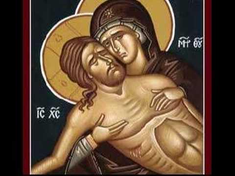 Behold Thy Bridegroom (Idou O Nymphios)