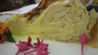 Рецепт- Египетский слоёный пирог Фытыр!