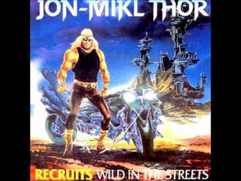 Jon-Mikl Thor (Thor) - Rebirth (Lyrics)