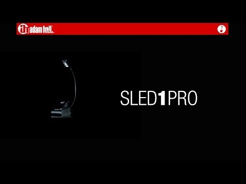 Adam Hall Stands SLED1PRO