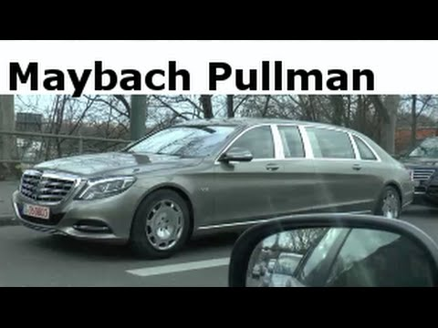 Wow Mercedes Maybach S600 Pullman 2016 Mercedes Maybach S