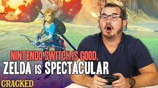 The Nintendo Switch Is Good, Zelda Is Spectacular