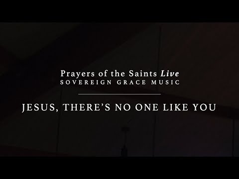 Jesus, There's No One Like You [Official Lyric Video]