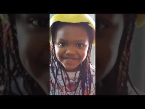 My Grand daughter speaking my dialect....Yoruba language from Nigeria